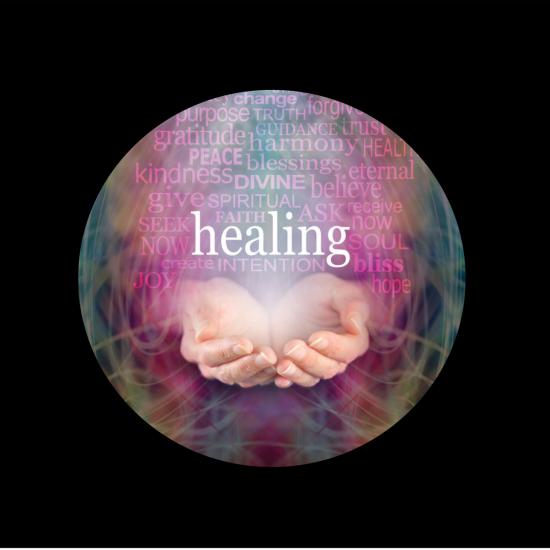Beyond 11111 Healing Hands
